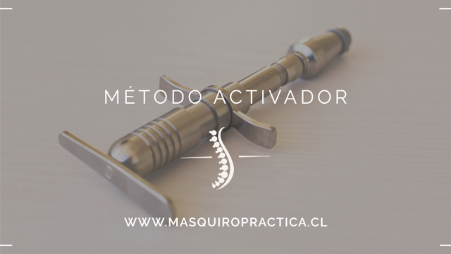 Quiropractica quiropractico Providencia